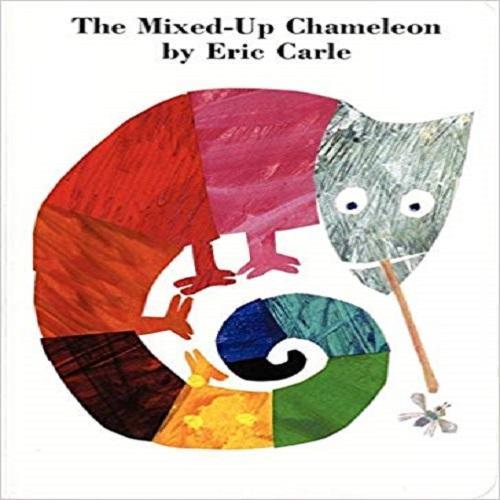 Kids Yoga Story: The Mixed-up Chameleon